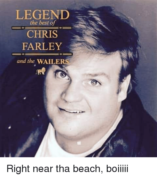 Funny Chris Farley Memes of 2017 on SIZZLE | Happy ...
