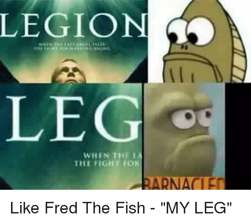 25 best memes about fred the fish fred the fish memes for Fred the fish