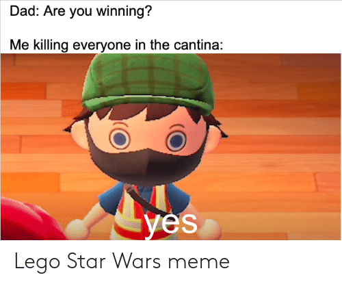 star wars meme: Lego Star Wars meme