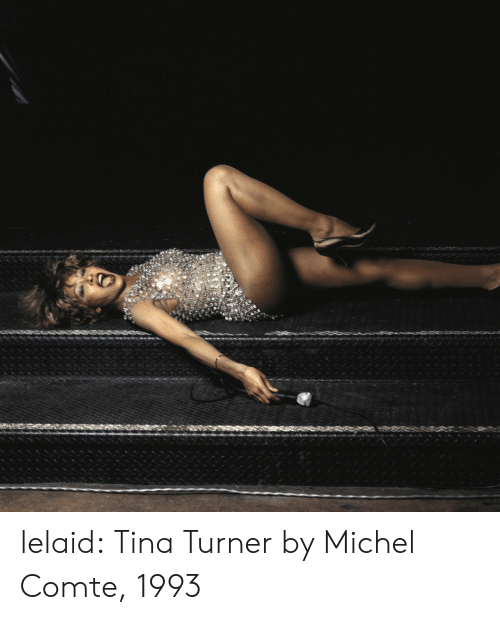 Turners: lelaid:  Tina Turner by Michel Comte, 1993