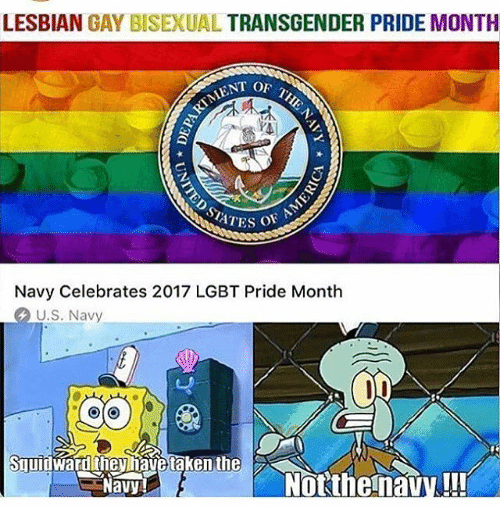This month is Lesbian, Gay, Bisexual and Transgender Pride Month