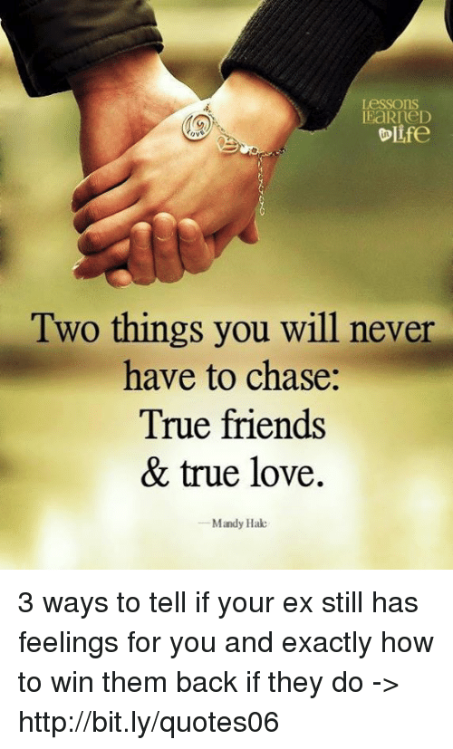 how to tell a true friend