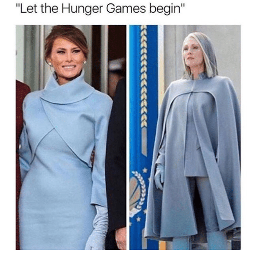 "The Hunger Games: ""Let the Hunger Games begin""  11"