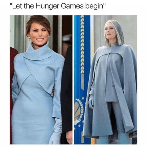 "The Hunger Games: ""Let the Hunger Games begin"""