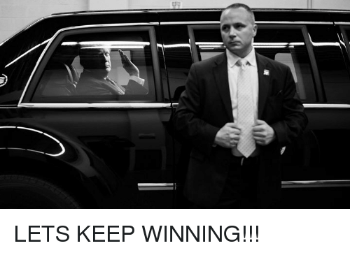 Winning, Let's, and Keep: LETS KEEP WINNING!!!