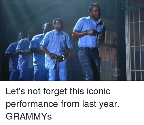 Blackpeopletwitter, Icons, and  Lets Not: Let's not forget this iconic performance from last year. GRAMMYs