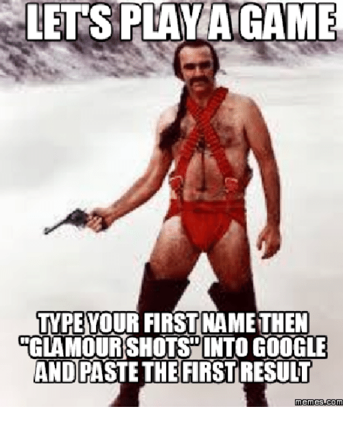 lets playa game tmpeyour first namethen glamour shots into google 17694947 🔥 25 best memes about glamour shot meme glamour shot memes