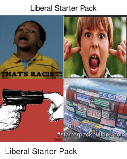 Dealing with liberal racism?