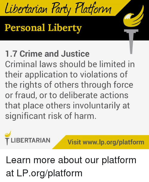 the individual liberty should be limited to prevent offensive behavior On liberty is a philosophical work by the english philosopher john stuart mill, originally intended as a short essay the work, published in 1859, applies mill's ethical system of utilitarianism to society and the state mill attempts to establish standards for the relationship between authority and liberty.
