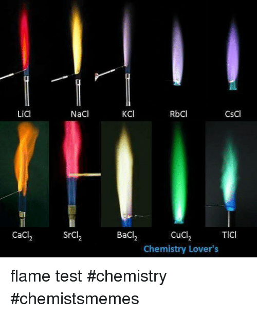 how to make fire change color with salt