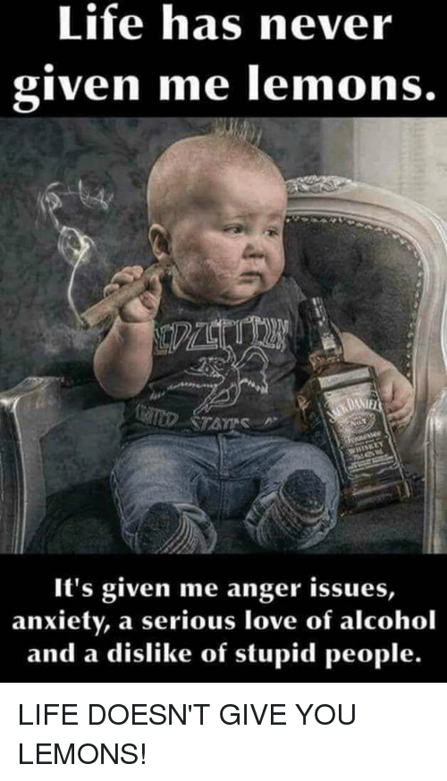 how to stop anger issues