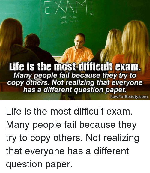 Everyone I really messed up HELP (EXAMS)?