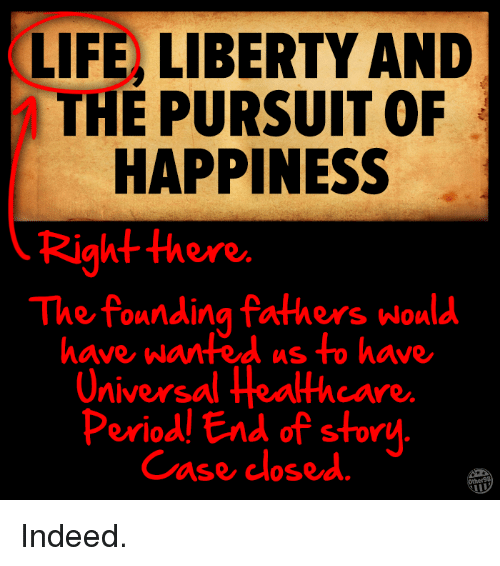 the founding fathers of america and the pursuit of happiness