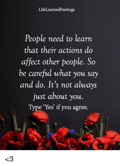 how my actions affect other people People invited to a presentation do not need a prezi account  transcript of how do your actions affect others make predictions use clues and what you know while reading to predict what will happen next revise as you read practice: say something problem and solution.