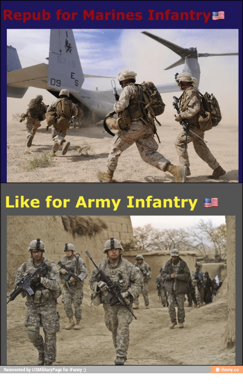Army Reddit: Like for Army Infantry  Reinvented b  USMilitaryPage for iFunny  ifunny.co