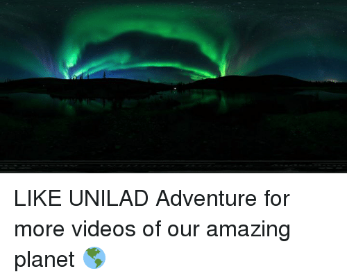 Dank, Videos, and Amaz: LIKE UNILAD Adventure for more videos of our amazing planet 🌎