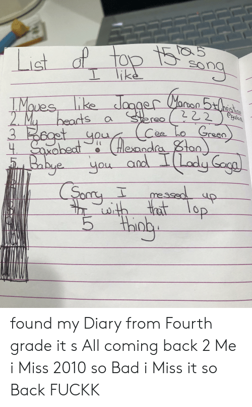 cee lo: List of top 15  TO  sng  I like  Maues like doger Horn  2  Egalaa  heacts  Sereo 22  a  Cee Lo GreeO  3 PO6get yoedla  Stoo  Hlexandra  गिप्त  Sc  you and ILady ogg  ब९  tat lop  messe  t  5 thob found my Diary from Fourth grade it s All coming back 2 Me i Miss 2010 so Bad i Miss it so Back FUCKK