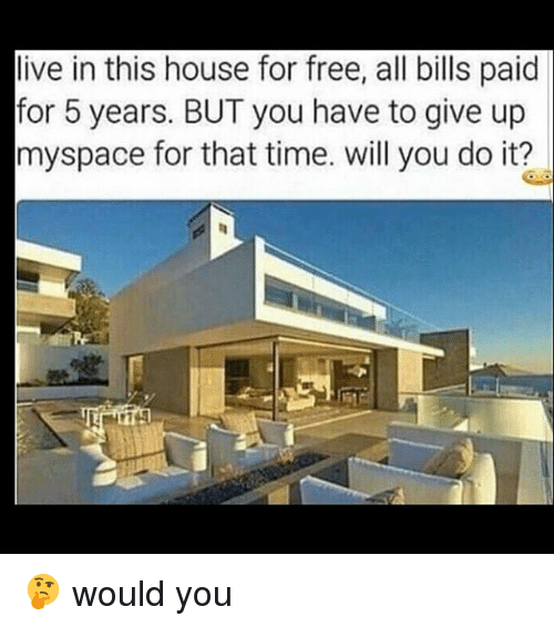 All Bills Paid Houses: Live In This House For Free All Bills Paid For 5 Years BUT