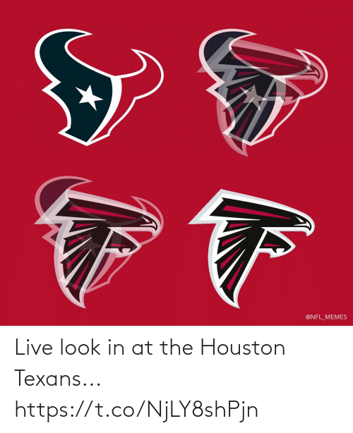 Houston Texans: Live look in at the Houston Texans... https://t.co/NjLY8shPjn