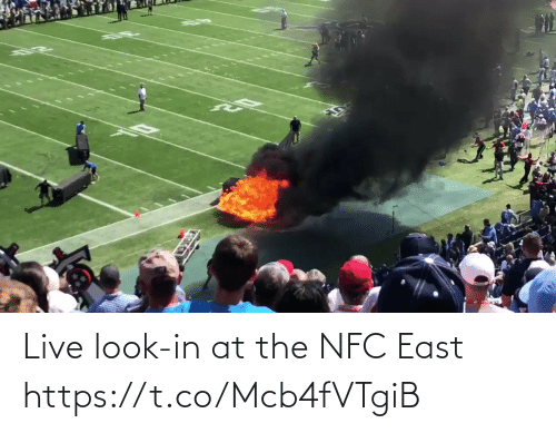nfc east: Live look-in at the NFC East  https://t.co/Mcb4fVTgiB