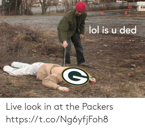 Packers: Live look in at the Packers https://t.co/Ng6yfjFoh8