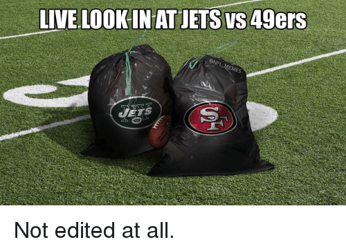 49er: LIVE LOOK IN ATTETS VS 49ers Not edited at all.