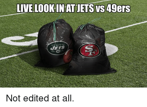 49er: LIVE LOOKINTATIETS US 49ers Not edited at all.