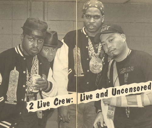 Uncensored: LIVE  REW  2 Live Crew: Live and Uncensored  By