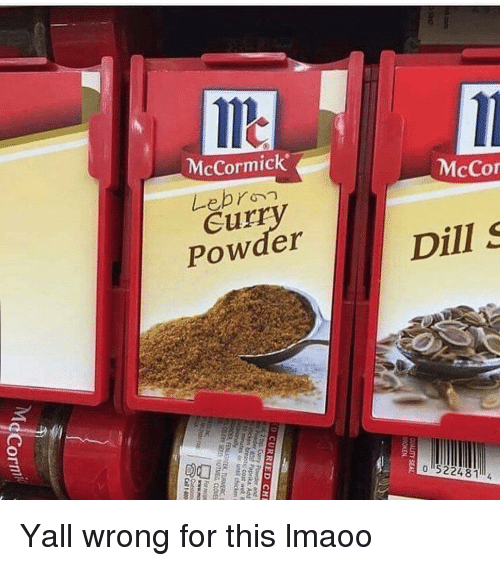 Funny, Chicken, and Paprika: llt  McCormick  McCor  Leb ran  Cur  Powder  Dill  015224 81m  YSEAL  CURRIED CHI  Paprika. Add  or until chicken  BERY SEED NUTNEaaoes  Cal 1400  Mdcort Yall wrong for this lmaoo