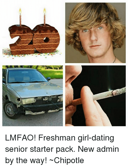 from Bennett senior dating freshman meme