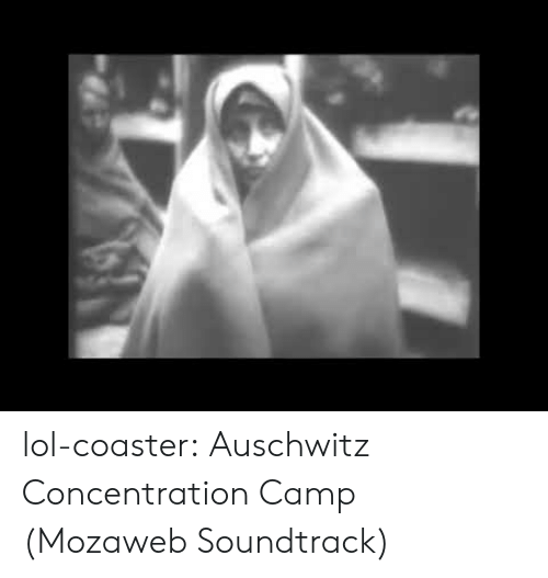 concentration camp: lol-coaster:  Auschwitz Concentration Camp (Mozaweb Soundtrack)