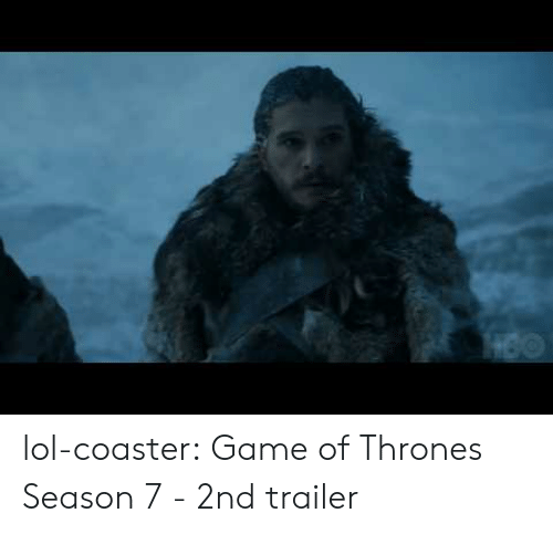 Game Of Thrones Season 7: lol-coaster:  Game of Thrones Season 7 - 2nd trailer