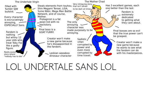 Undertale Sans: LOL UNDERTALE SANS LOL