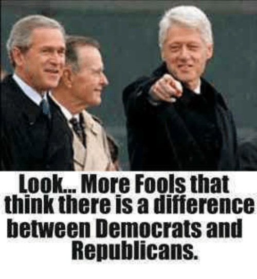 difference between democrats and republicans To an extent, however, the difference is easier to define than fifty years ago today, the split is largely ideological back then, the differences were, to a large extent, hereditary and economic.