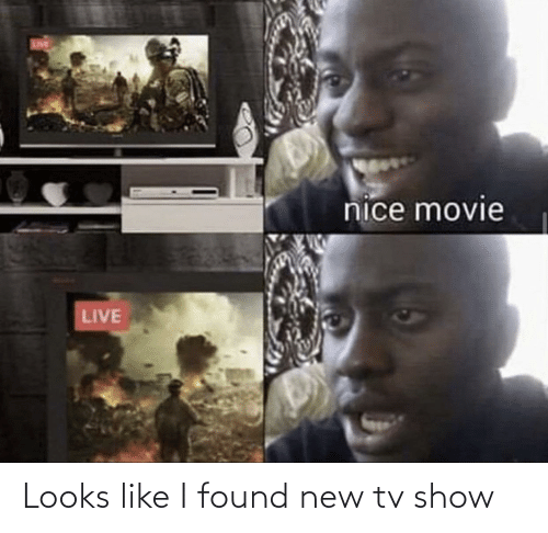 New Tv: Looks like I found new tv show