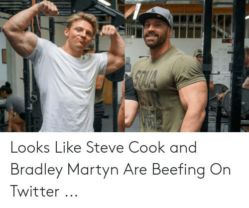 Looks Like Steve Cook And Bradley Martyn Are Beefing On Twitter Twitter Meme On Sizzle Pretending to be construction workers prank. sizzle