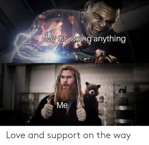 On The Way: Love and support on the way