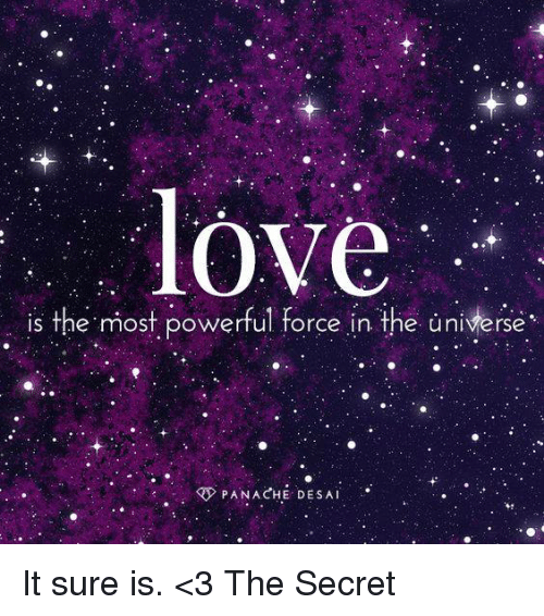 love the most powerful force Love is the most powerful weapon terry chadsey, executive director october 1, 2014 hip-hop artist prince ea sits in the rubble of a home in st louis and tells us the world is coming to an end.