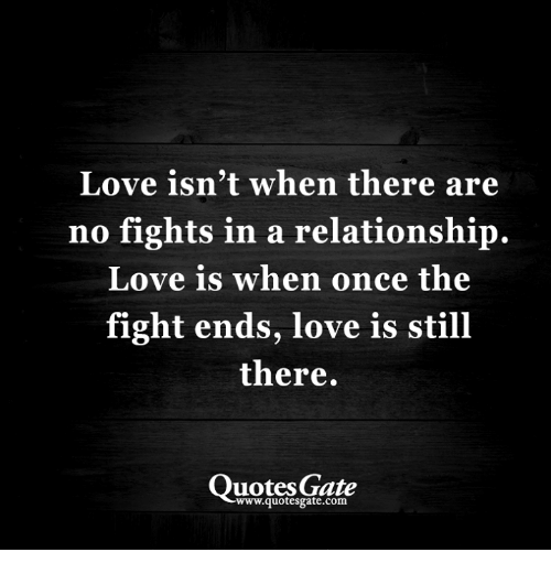 Relationship Fighting Quotes: 25+ Best Memes About Relationship Love