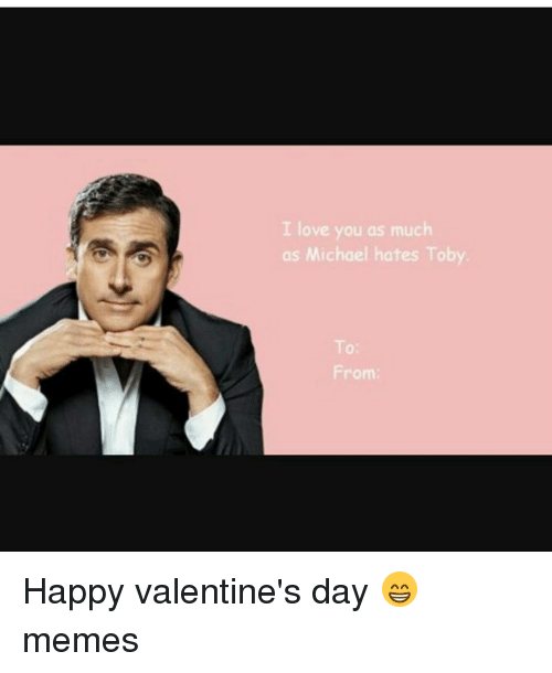 25+ Best Memes About Happy Valentines Day Meme | Happy ...
