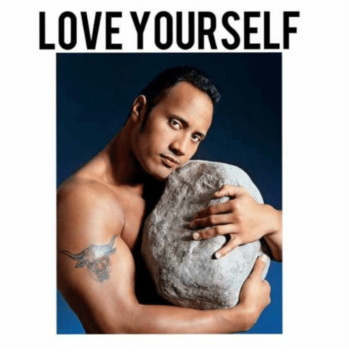 Funny Memes 2015 About Love : Love yourself funny meme on sizzle