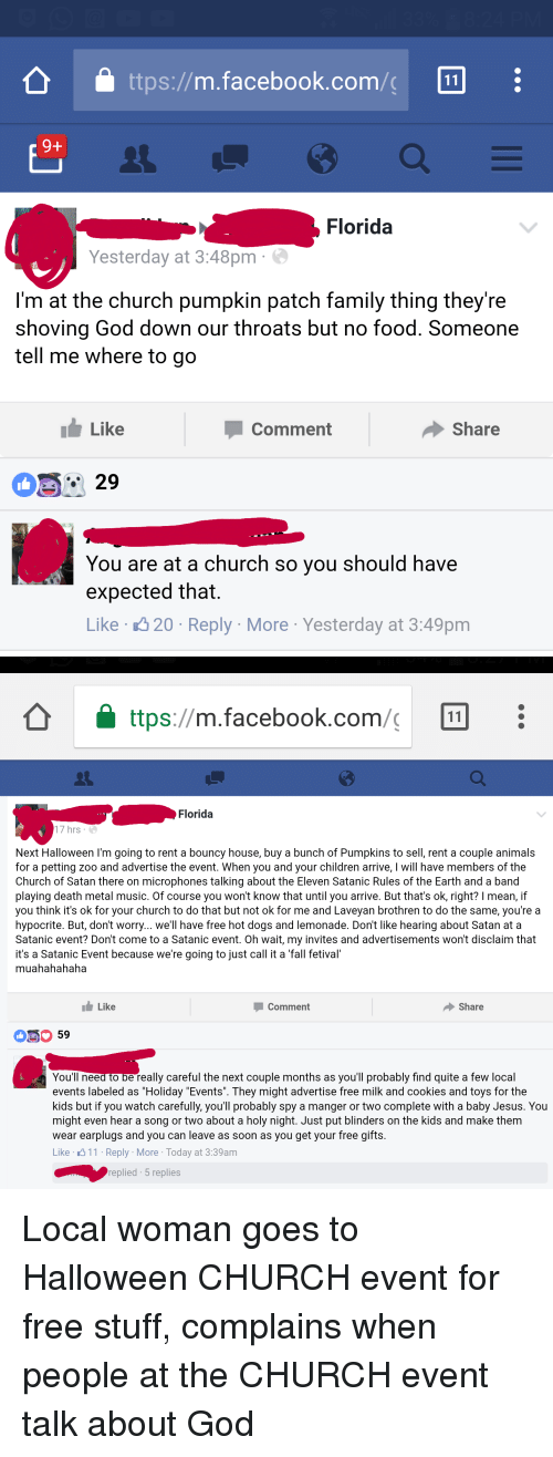 how to find a comment someone replied to on facebook