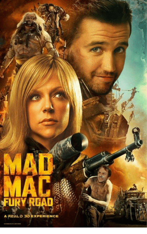 Memes, Mad, and Experience: MAD  FURY RGAD  AR ALD 3D EXPERIENCE