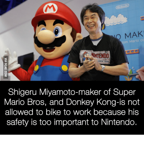 Shigeru Miyamoto Discussed The Super Mario Bros. Animated Movie