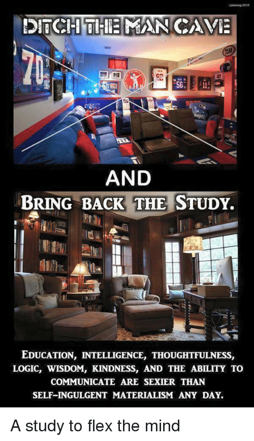 Man Cave Meme : Man cave sg and bring back the study education