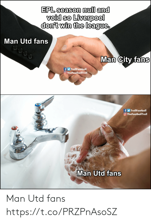 man utd: Man Utd fans https://t.co/PRZPnAsoSZ