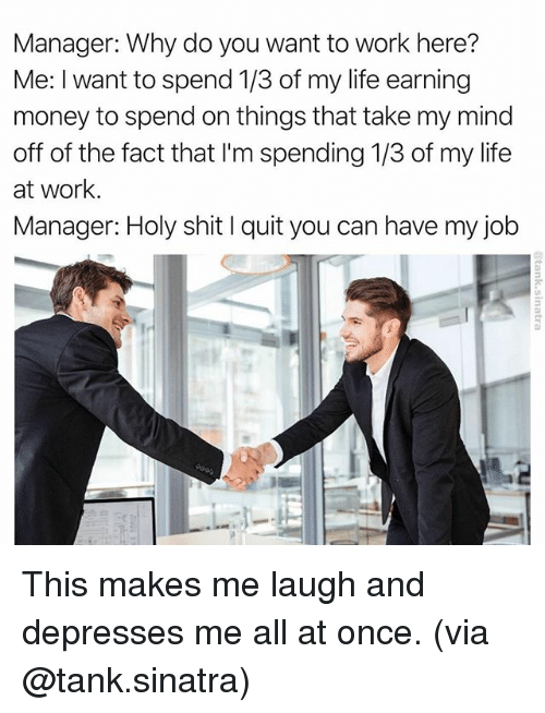 why do you want to be a manager