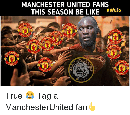 Be Like, Memes, and True: MANCHESTER UNITED FANS  THIS SEASON BE LIKE #wuio  CHES  HE  CHES  CHE  UNITED  CHES  UNITE  CHESI  HES  NITE  CHE  UNIT  ICHES  NITE  UNITED  UNITE True 😂 Tag a ManchesterUnited fan👆