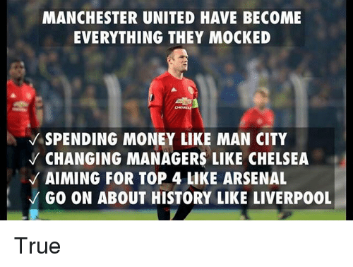 Man City Funny: Funny Manchester United, Manchester, And Memes Of 2017 On