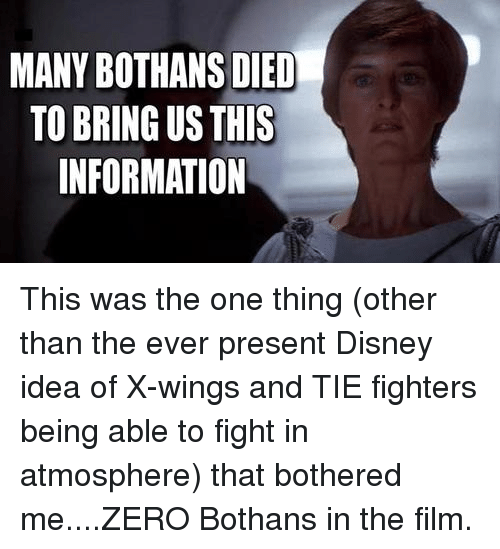 many bothans died meme 28 images august 2012 archives